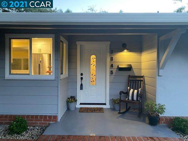 1845 Sandalwood Dr, Concord, CA 94519 (#40954501) :: MPT Property