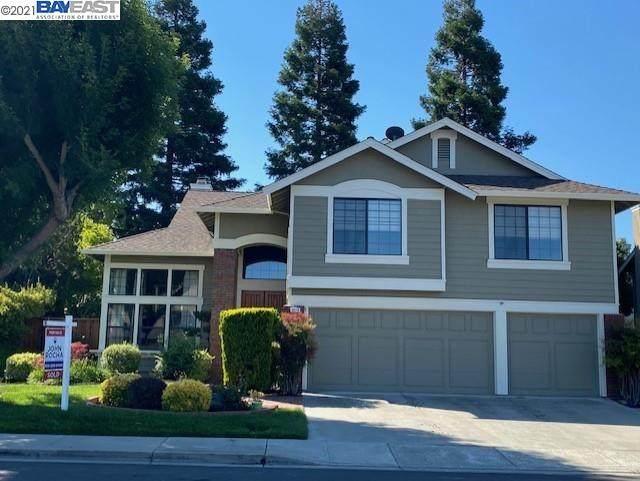 3018 Paseo Granada, Pleasanton, CA 94566 (#40954835) :: Armario Homes Real Estate Team