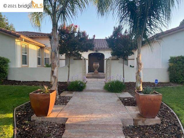 1600 Cayenne Dr, Brentwood, CA 94513 (#40955098) :: Realty World Property Network