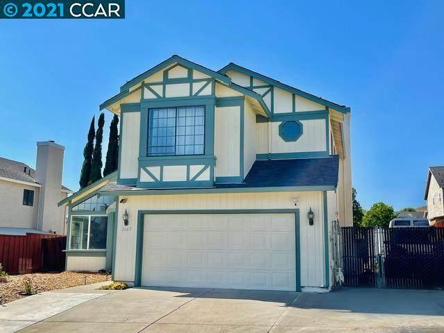 2663 Trafalgar Circle, Concord, CA 94520 (#40955217) :: Excel Fine Homes