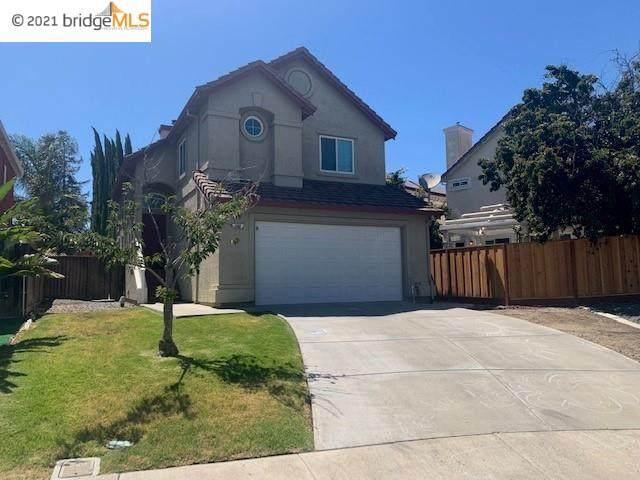 629 Twinbridge Ct, Brentwood, CA 94513 (#40957543) :: Realty World Property Network