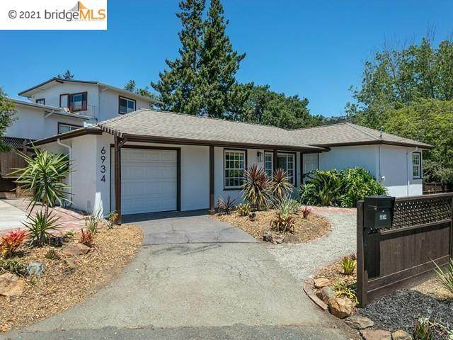 6934 Simson St, Oakland, CA 94605 (#40958441) :: Realty World Property Network