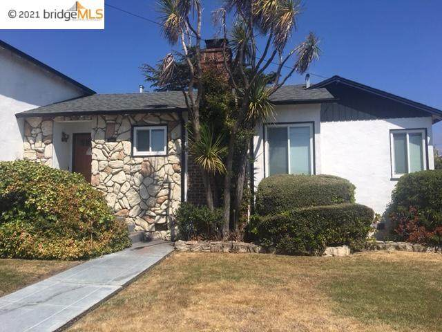 630 40th St, Richmond, CA 94805 (#40959273) :: Realty World Property Network