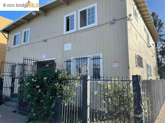400 Bissell Ave, Richmond, CA 94801 (#40959295) :: Blue Line Property Group