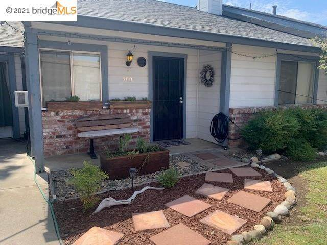 381 Bishop Dr, Vacaville, CA 95687 (#40959691) :: Realty World Property Network