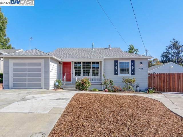 2669 Vegas Ave, Castro Valley, CA 94546 (#40960372) :: Excel Fine Homes