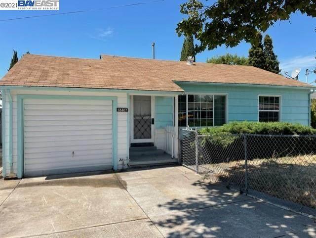 18407 Rainier, Hayward, CA 94541 (#40960604) :: Excel Fine Homes