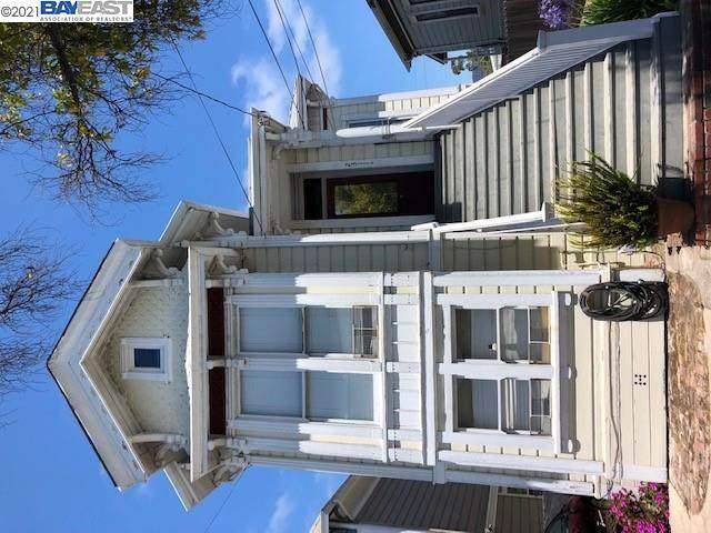2311 Eagle Avenue, Alameda, CA 94501 (#40960654) :: Swanson Real Estate Team | Keller Williams Tri-Valley Realty