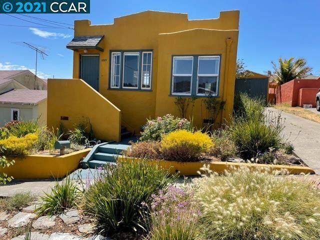 1829 San Benito St, Richmond, CA 94804 (#40960737) :: Realty World Property Network