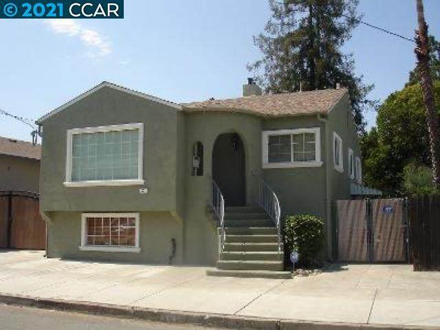 521 Allen St, Martinez, CA 94553 (#40961336) :: Realty World Property Network