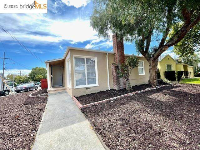 10945 Reposo Dr, Oakland, CA 94603 (#40961704) :: Armario Homes Real Estate Team