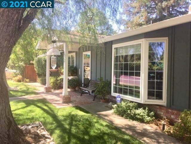 2025 Westover Dr, Pleasant Hill, CA 94523 (#40961787) :: Armario Homes Real Estate Team