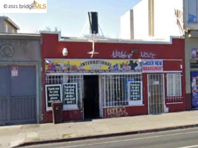 8719 International, Oakland, CA 94621 (#40964424) :: Blue Line Property Group