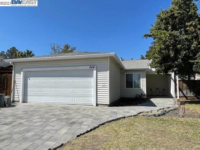 544 Van Buren Pl, San Ramon, CA 94583 (MLS #40968420) :: 3 Step Realty Group