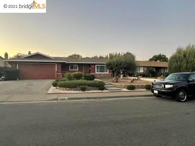 1569 Greenridge Dr, Pittsburg, CA 94565 (#40969449) :: Excel Fine Homes