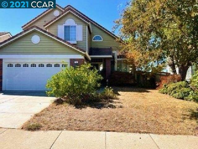 148 Joscolo View, Clayton, CA 94517 (#40970091) :: Blue Line Property Group
