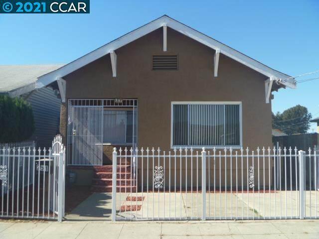 251 S 35Th St, Richmond, CA 94804 (#40971231) :: Excel Fine Homes
