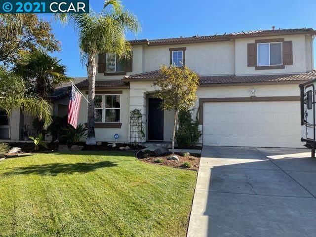 534 Malicoat Ave, Oakley, CA 94561 (#40971351) :: Blue Line Property Group