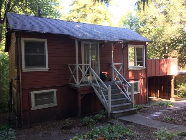 364 Brimblecom Road, Boulder Creek, CA 95006 (#ML81760667) :: Armario Venema Homes Real Estate Team