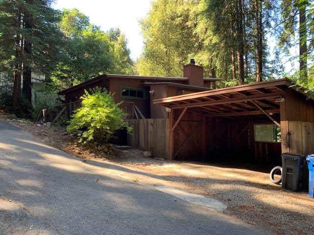 131 Mahogany Way, Boulder Creek, CA 95006 (#ML81768696) :: Armario Venema Homes Real Estate Team