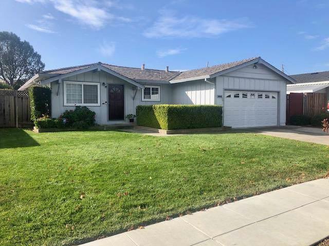 4064 Manzanita Drive, San Jose, CA 95117 (#ML81772918) :: Armario Venema Homes Real Estate Team