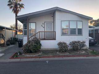 200 Ford Road #219, San Jose, CA 95138 (#ML81783808) :: Blue Line Property Group