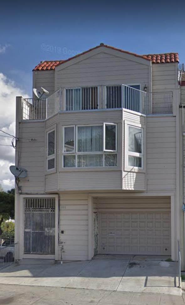 898 Ingerson Avenue, San Francisco, CA 94124 (#ML81793960) :: Realty World Property Network