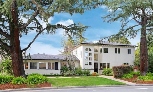 703 N California Avenue, Palo Alto, CA 94303 (#ML81794602) :: J. Rockcliff Realtors