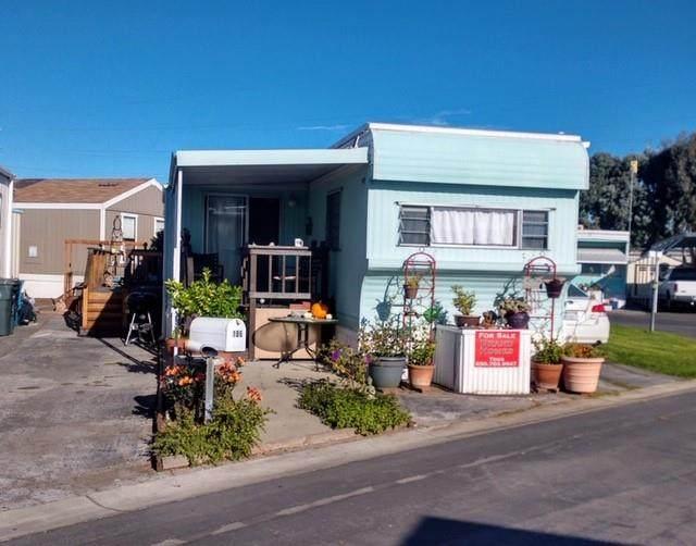 3015 E Bayshore Road #186, Redwood City, CA 94063 (#ML81817428) :: Armario Venema Homes Real Estate Team