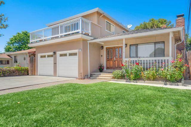 405 Santa Clara Way, San Mateo, CA 94403 (#ML81819999) :: Blue Line Property Group