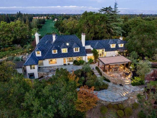 688 Loyola Drive, Los Altos, CA 94022 (#ML81826728) :: Realty World Property Network