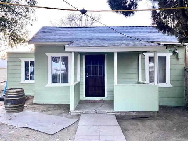 429 N Jackson Street, Dixon, CA 95620 (#ML81826782) :: The Grubb Company