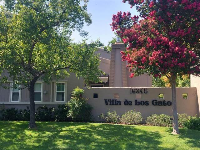 16345 Los Gatos Boulevard #41, Los Gatos, CA 95032 (#ML81832633) :: Paradigm Investments
