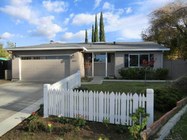 3554 Donald Court, San Jose, CA 95127 (#ML81832619) :: Paradigm Investments