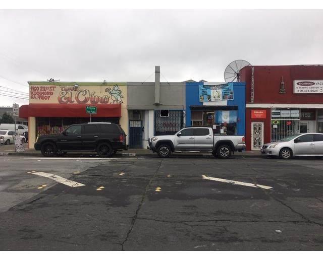 1156 23rd Street, Richmond, CA 94804 (#ML81834293) :: Excel Fine Homes