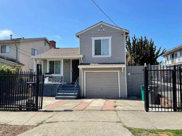 1733 E 22nd Street, Oakland, CA 94606 (#ML81838502) :: Excel Fine Homes