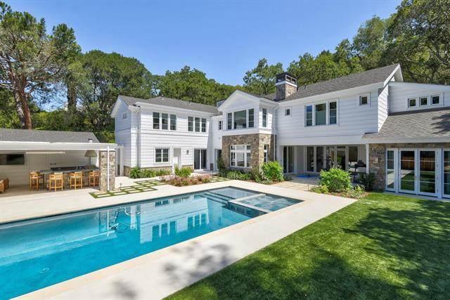 60 Melanie Lane, Atherton, CA 94027 (#ML81845520) :: Swanson Real Estate Team | Keller Williams Tri-Valley Realty