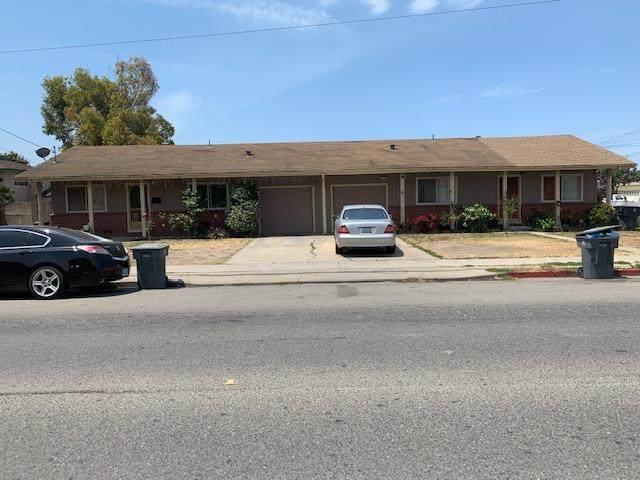 1052 Del Monte Avenue, Salinas, CA 93905 (#ML81849904) :: The Grubb Company