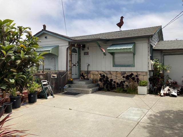 1832 Baker Street, Seaside, CA 93955 (#ML81855320) :: Blue Line Property Group