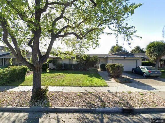 1784 Kirkmont Drive, San Jose, CA 95124 (#ML81862538) :: Realty World Property Network