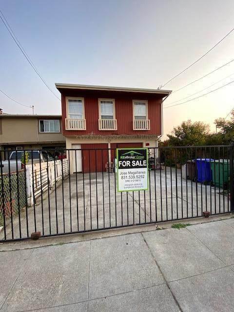 2112 Virginia Avenue, Richmond, CA 94804 (#ML81864316) :: Blue Line Property Group