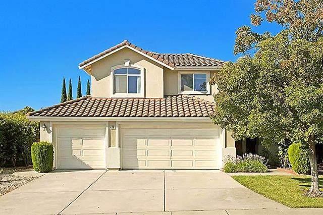 479 Ridgecrest Circle, Livermore, CA 94551 (#ML81868001) :: Realty World Property Network