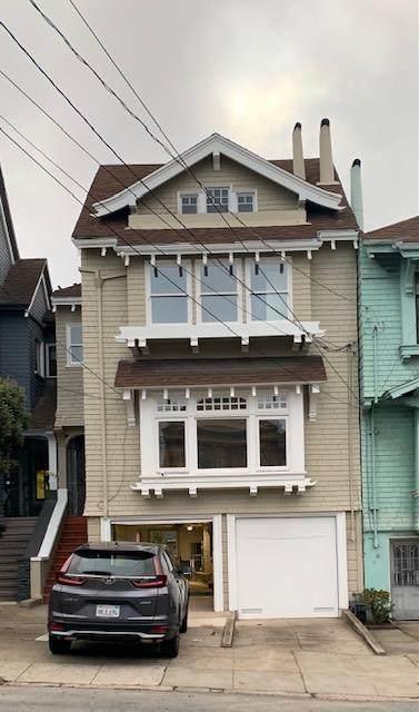 539 9th Avenue, San Francisco, CA 94118 (#ML81868062) :: Realty World Property Network