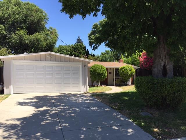 53 Santa Monica Drive, Pleasant Hill, CA 94523 (#ML81669990) :: J. Rockcliff Realtors