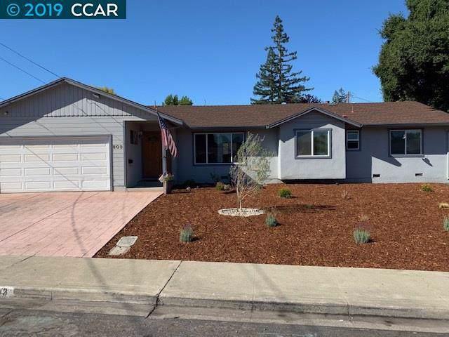 803 Blarney Ave, Concord, CA 94518 (#40880162) :: Armario Venema Homes Real Estate Team