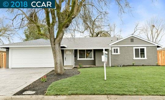 185 Doris Dr, Pleasant Hill, CA 94549 (#40807028) :: J. Rockcliff Realtors