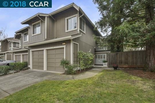 268 Hillcrest Cir, Pleasant Hill, CA 94523 (#40807348) :: Realty World Property Network