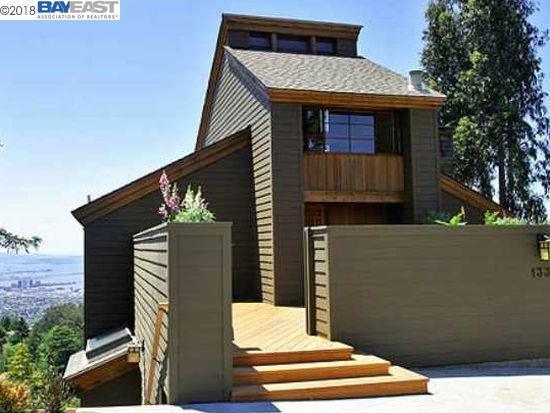 1336 Summit Road, Berkeley, CA 94708 (#40817834) :: Armario Venema Homes Real Estate Team