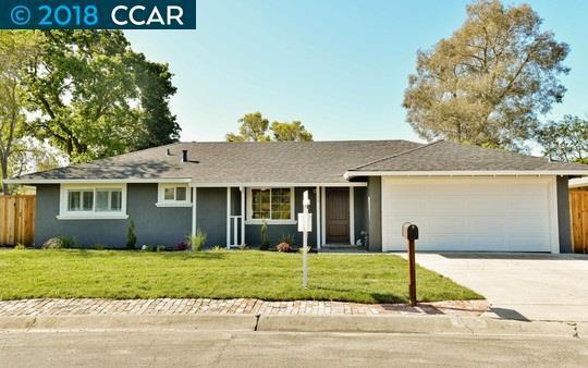125 Maxine Dr, Pleasant Hill, CA 94523 (#40818236) :: Estates by Wendy Team