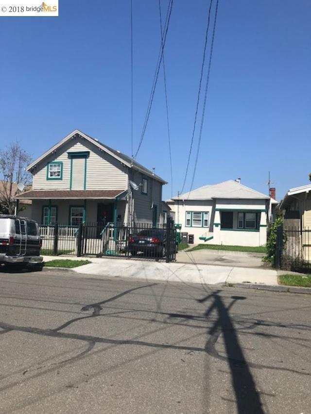 9526 Walnut St, Oakland, CA 94603 (#40818709) :: RE/MAX TRIBUTE